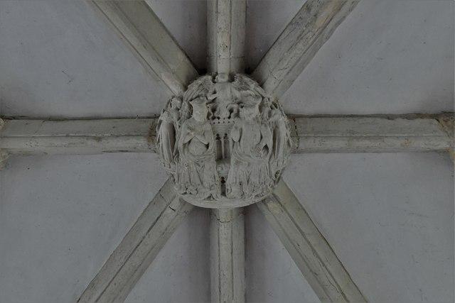 Hethersett, St  Remigius Church: c15th    © Michael Garlick