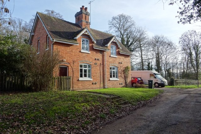 Former estate cottage