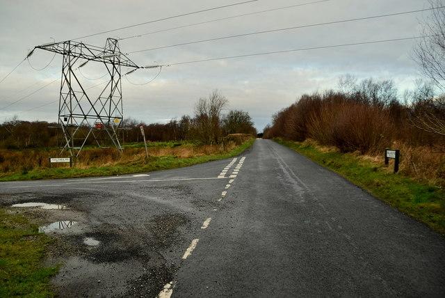 Mullaslin Road, Mullaghslin Glebe