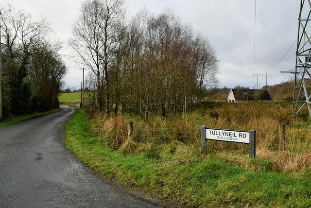 Tullyneil Road, Mullaghslin Glebe