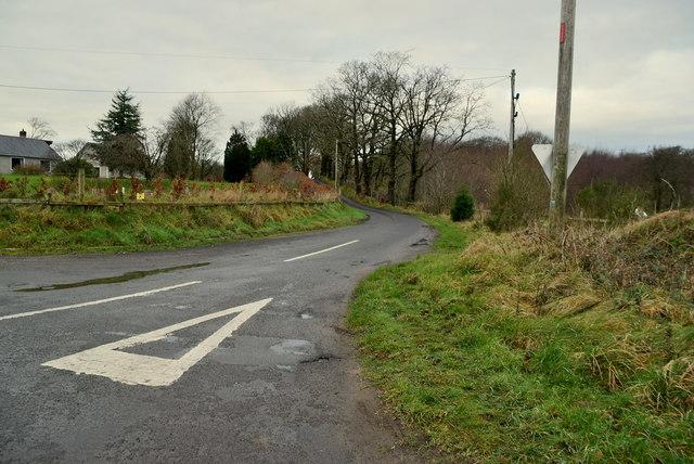 Gap Road, Mullaghslin Glebe