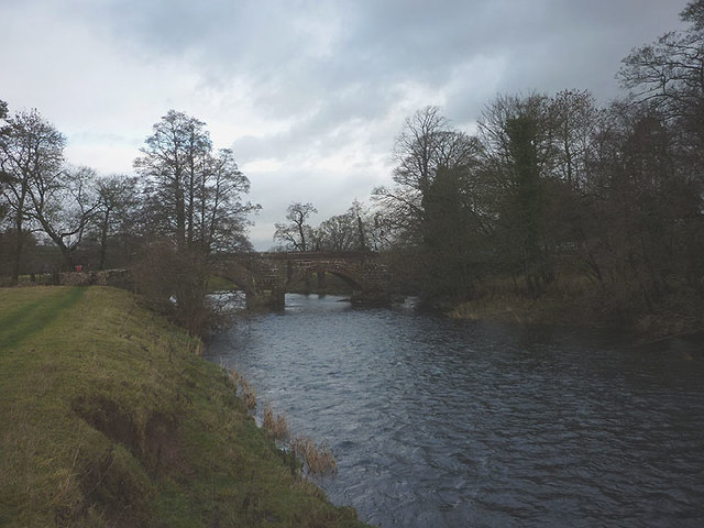 Warcop Old Bridge