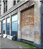 NS5566 : Ghost sign on Peel Street by Thomas Nugent