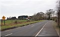 J0604 : Approaching a sharp double bend in the R172 (Blackrock Road) by Eric Jones