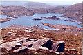 NX4485 : Loch Enoch by Billy McCrorie