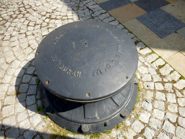 Capstan at Linthouse Vennel