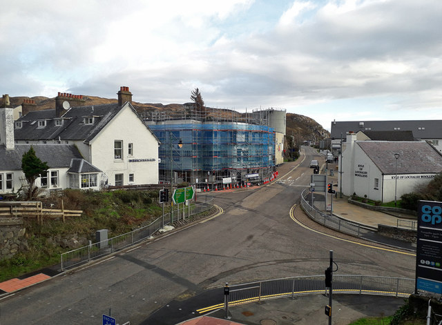 New flats in Kyle