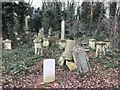 TF4510 : New War Grave headstone in Wisbech General Cemetery by Richard Humphrey