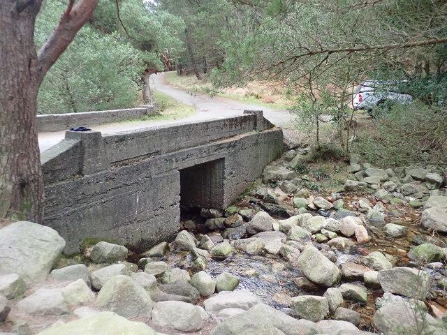Sonny's Bridge on the Glen River