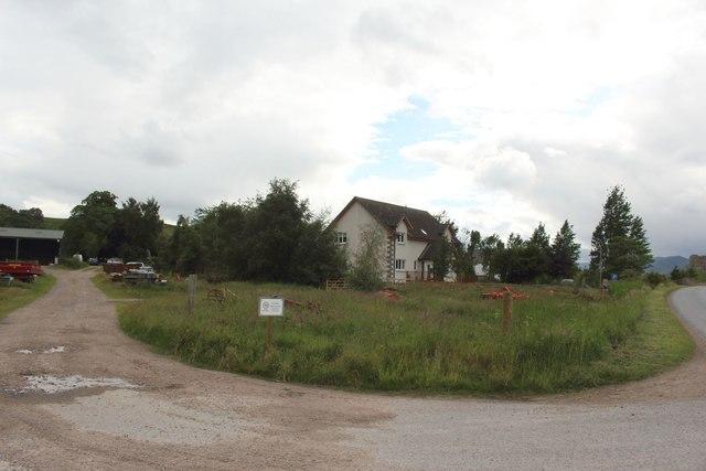 Farmhouse, Gordon Hall Farm