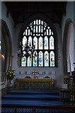 TQ9220 : Church of St Mary - altar by N Chadwick
