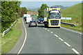 NX6754 : HGV on the A75 near Twynholm by David Dixon