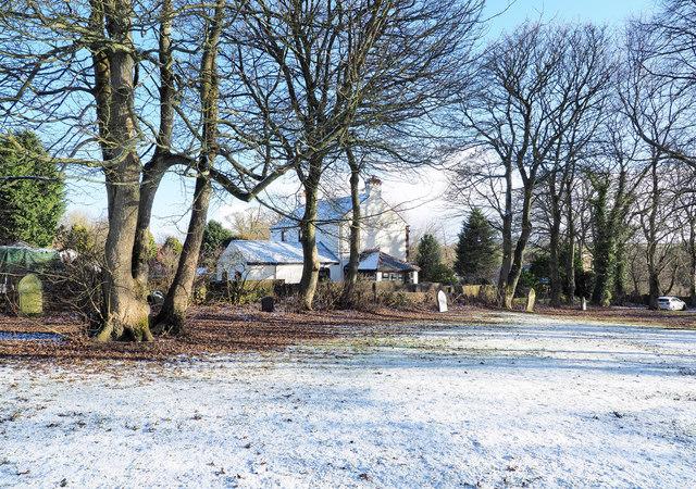 Gravestones at Church Kelloe