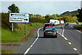 NX7360 : Eastbound A75 near to Bridge of Dee by David Dixon