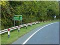 NX7563 : A75 near Castle Douglas by David Dixon