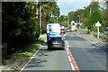 NX8069 : A75 near Springholm by David Dixon