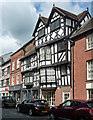 SO5174 : 1-4 High Street, Ludlow by Stephen Richards