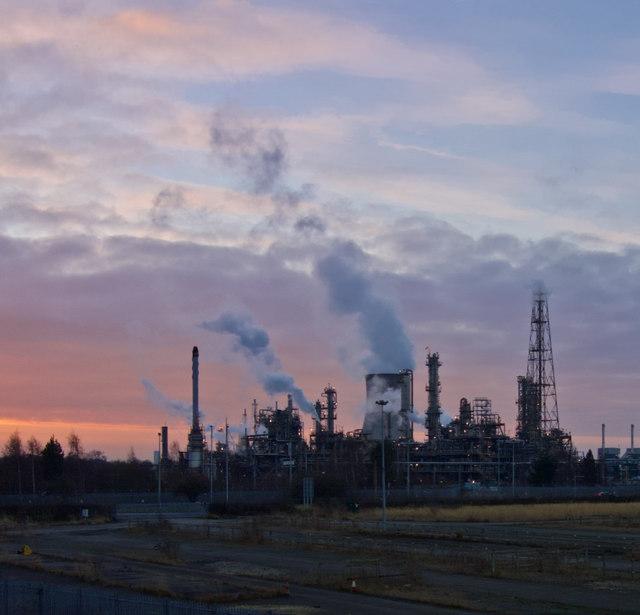 Salt End Chemicals Park