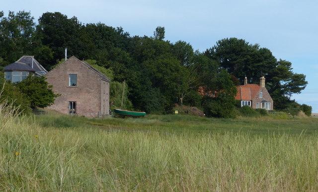 Houses at Fenham
