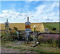 NU0741 : Level crossing at Fenham Hill by Mat Fascione