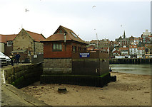 NZ8911 : The Boathouse, Whitby Harbour by Stephen Craven
