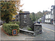 NY3704 : The Bridge House, Ambleside by Eirian Evans