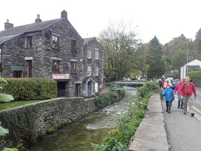 The Fulling Mill, Ambleside