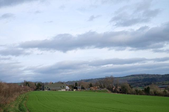 Much Fawley Farm
