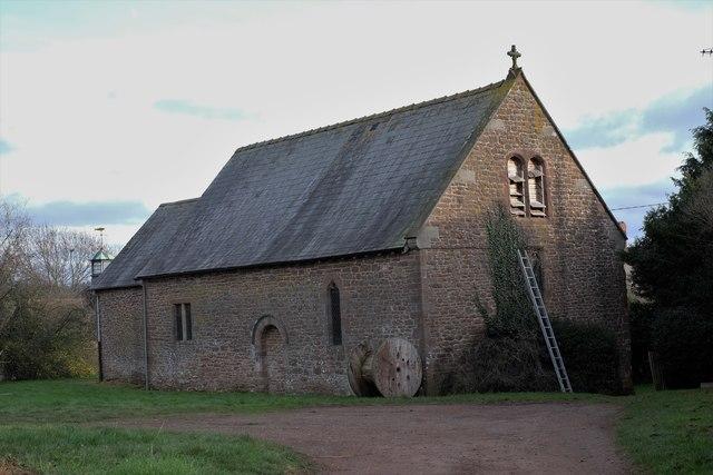 Fawley Chapel