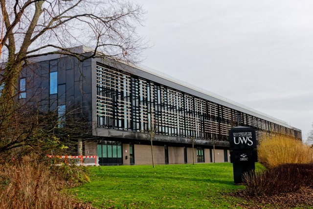University of the West of Scotland - Ayr Campus