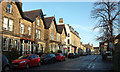 SE3055 : East Parade, Harrogate by Derek Harper