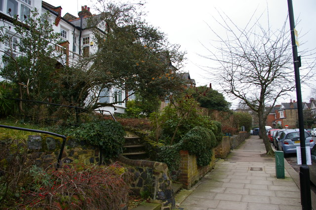 Dukes Avenue, Muswell Hill