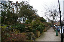 TQ2989 : Dukes Avenue, Muswell Hill by Christopher Hilton