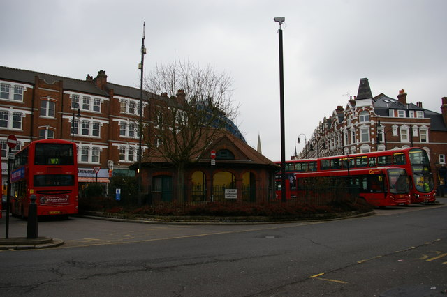 Muswell Hill centre