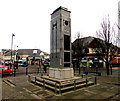 ST1586 : Caerphilly War Memorial by Jaggery