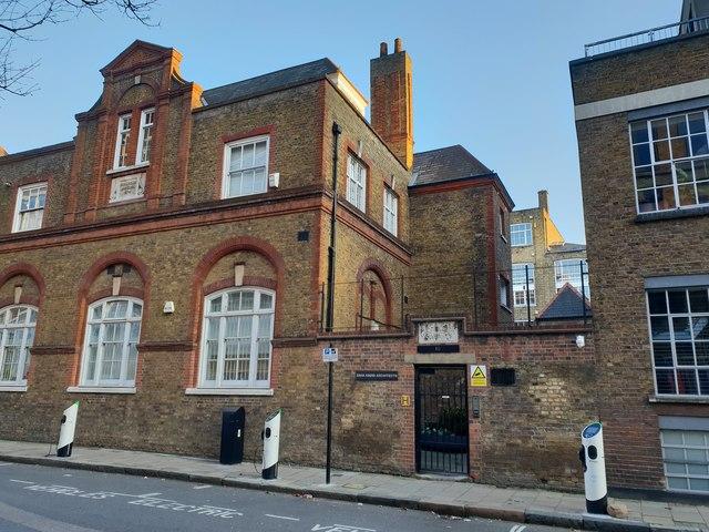 Former Bowling Green Lane School, Clerkenwell