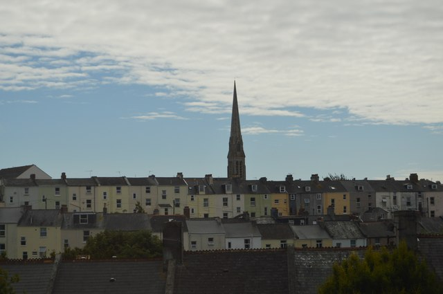 b48281614 Plymouth Cathedral Spire © N Chadwick cc-by-sa/2.0 :: Geograph ...