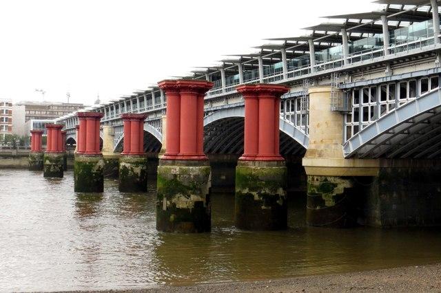 Blackfriars Railway Bridge