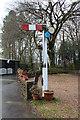 SN7477 : G.W.R. semaphore signal by Richard Hoare