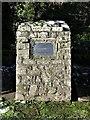 NS2161 : Memorial cairn to Sir Thomas Makdougall Brisbane by Raibeart MacAoidh