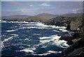 HU3529 : West coast of Kettla Ness from The Heugg by Julian Paren