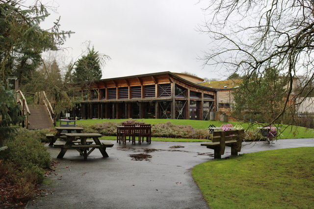 Burns Museum Cafe, Alloway