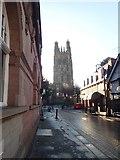 SJ3350 : St Giles' Church, Wrexham by Eirian Evans