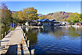 SD3096 : Jetty on Coniston Water by Jeff Buck