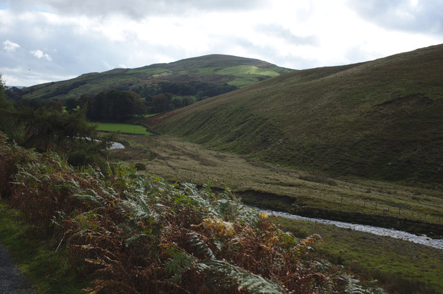 Hillsides in the Trough of Bowland