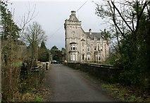 NS4276 : Overtoun House by Richard Sutcliffe