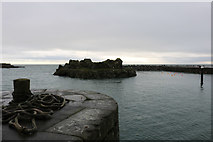 NW9954 : Portpatrick Harbour by Billy McCrorie