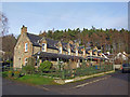 NH6066 : Cottages in Hermitage Street by Richard Dorrell
