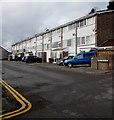 ST1689 : Bryn Gwyn Street, Bedwas by Jaggery