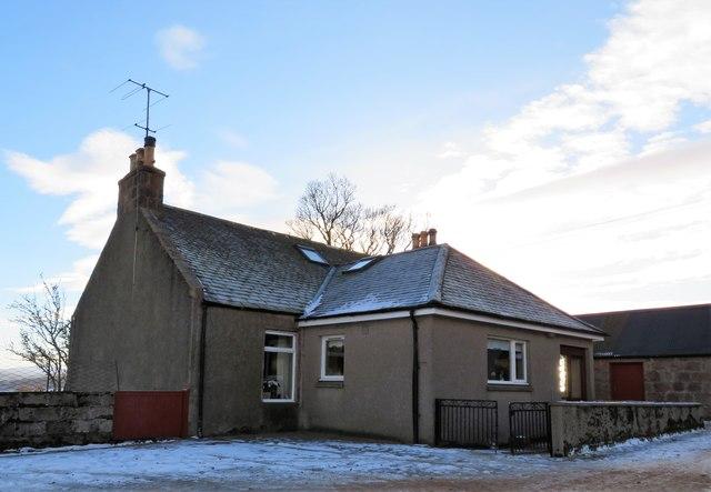 Farmhouse at Wartle
